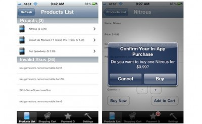 """Apple Accidentally Launches Curious """"GameStore"""" iPhone Application In The App Store"""