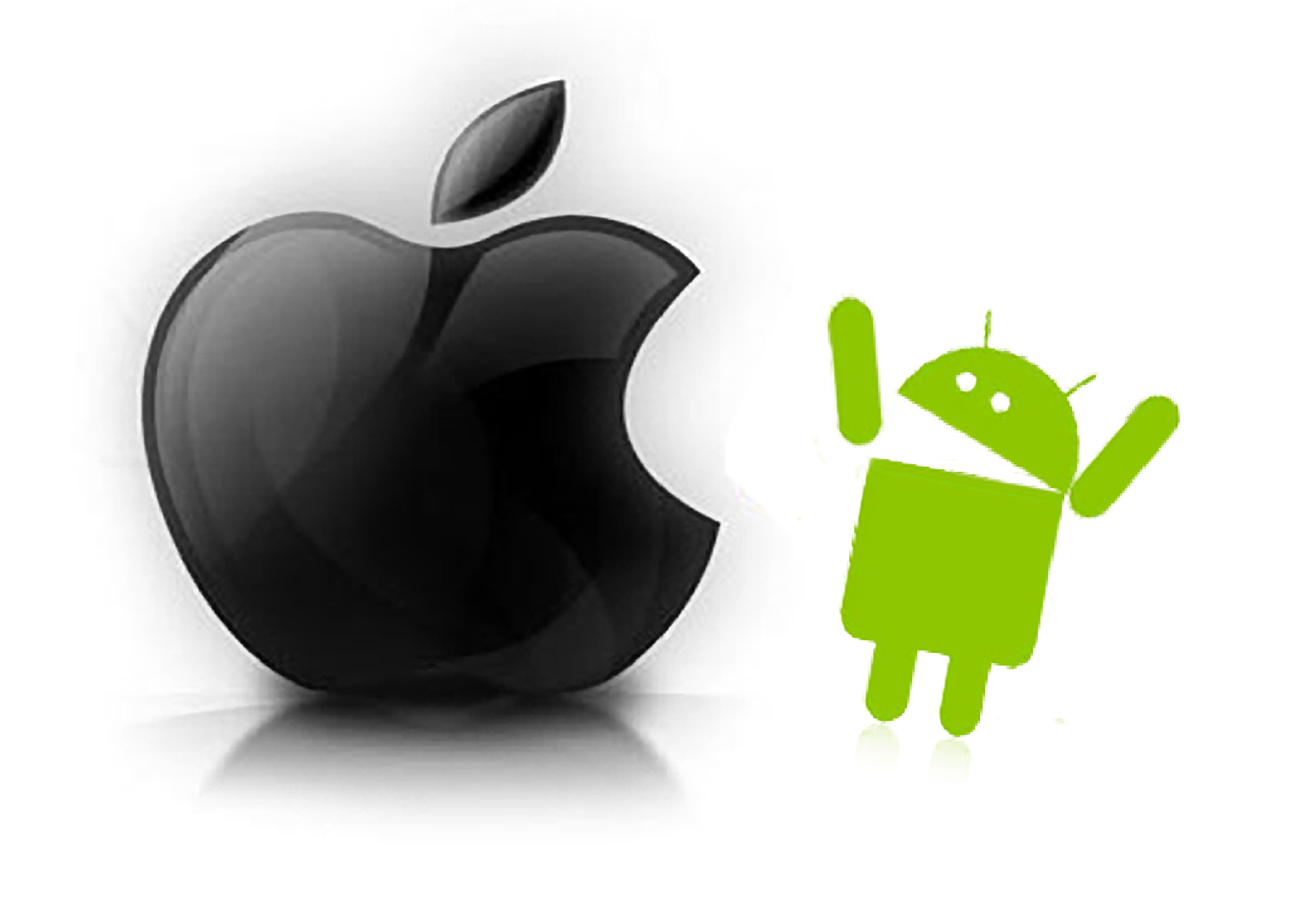 Is Apple Poised To Take Over Android's Market Share?