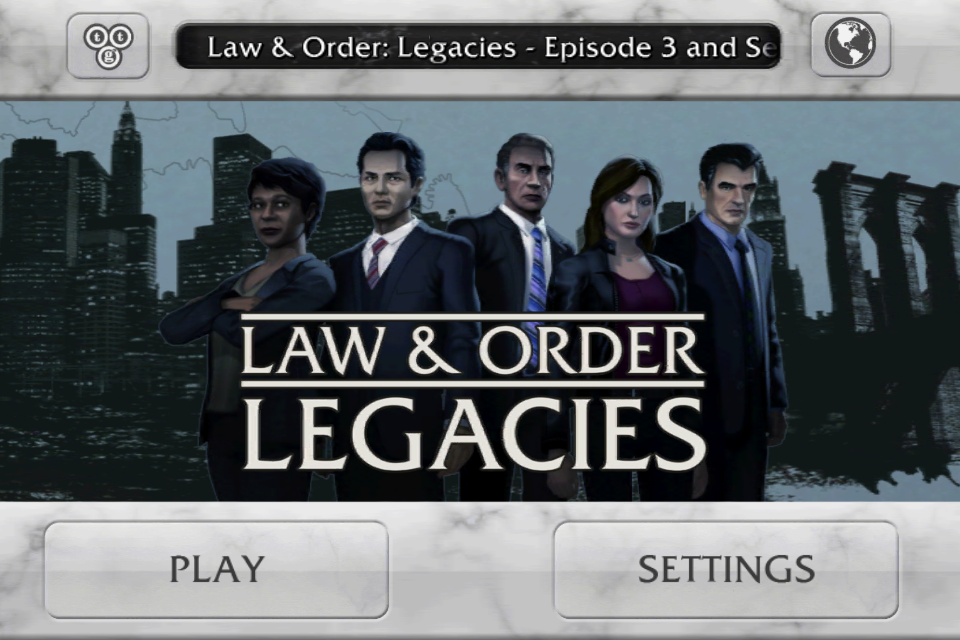 Solve The Case And Get Justice In Law & Order: Legacies