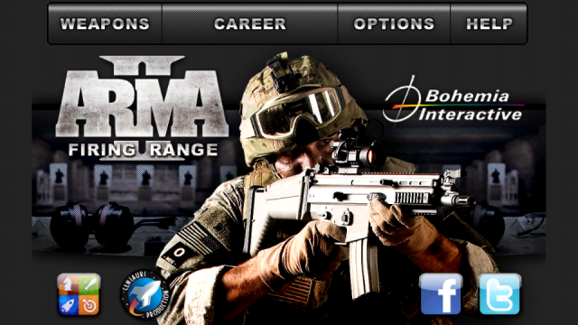 Master Your Arsenal In Arma 2: Firing Range