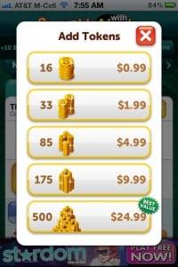 Scramble With Friends by Zynga screenshot