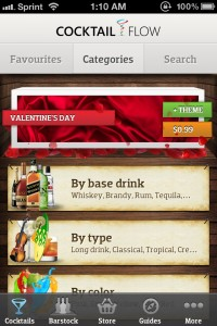 Cocktail Flow by Distinction Ltd screenshot