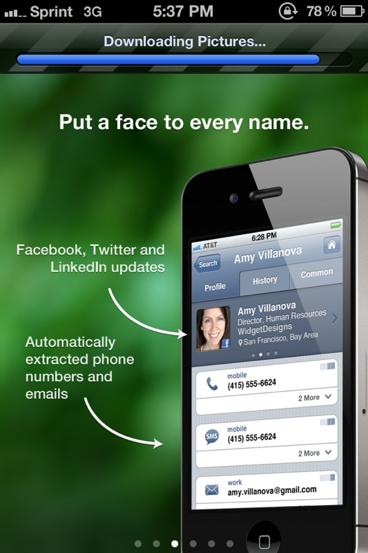 Smartr Contacts Is Your iPhone's Automatic Address Book