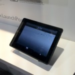 CES 2012: LaunchPort Mounts And Charges Your iPad Anywhere