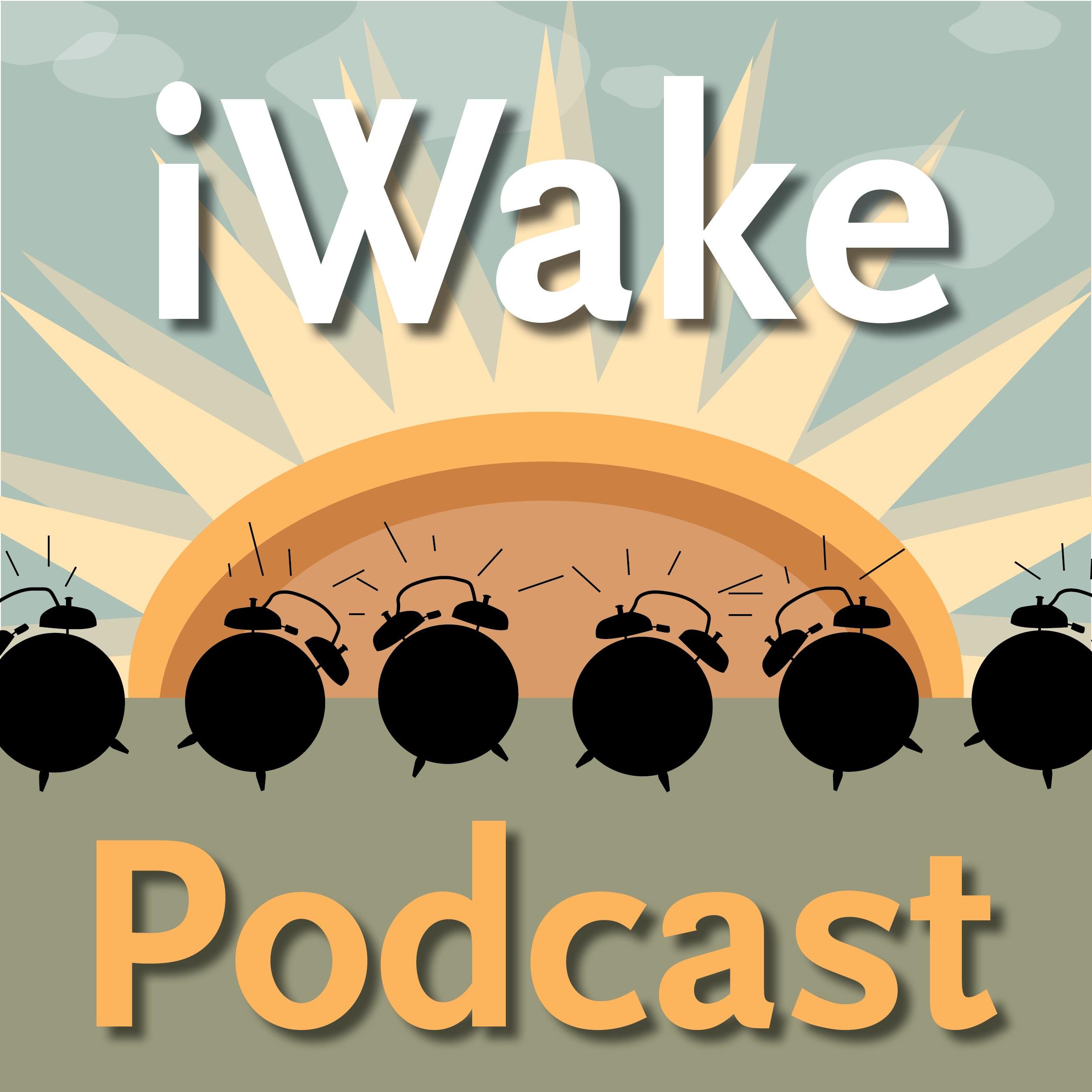 iWake Has Moved To iWakePodcast.com