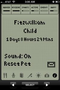 Hatchi by Portable Pixels screenshot