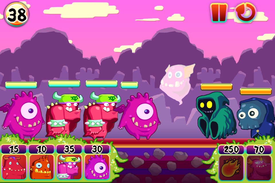 Destroy A Never Ending Stream Of Hellish Minions In Funny Hell