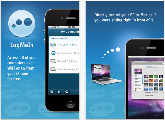 LogMeIn Goes Free, But $40 In-App Subscription Unlocks Premium Features