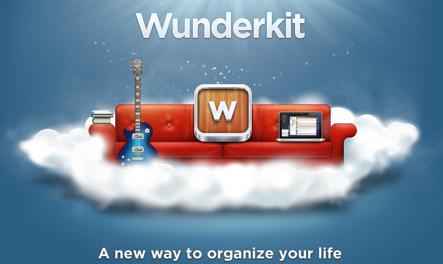 Wunderkit Beta: 6 Wunderkinder Makes Productivity Social