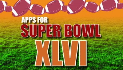 New AppList: Apps For Super Bowl XLVI