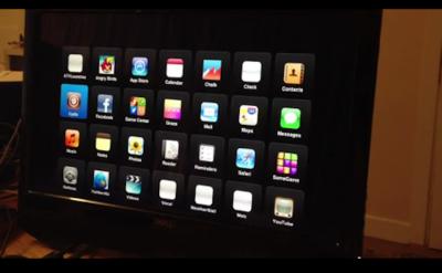 Hackers Show Off Jailbroken Apple TV App Launcher