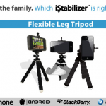 CES 2012: iStabilizer Lets You Get Serious With Your iPhone's Camera