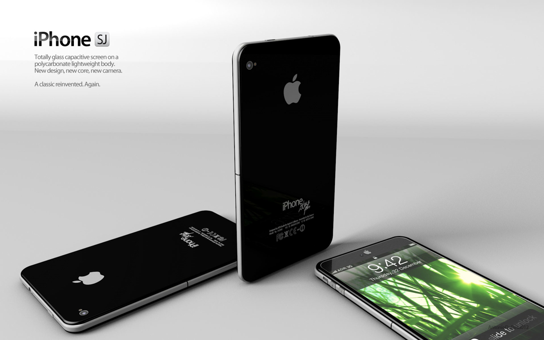 next generation iphone will the next generation iphone look as as this mockup 12710