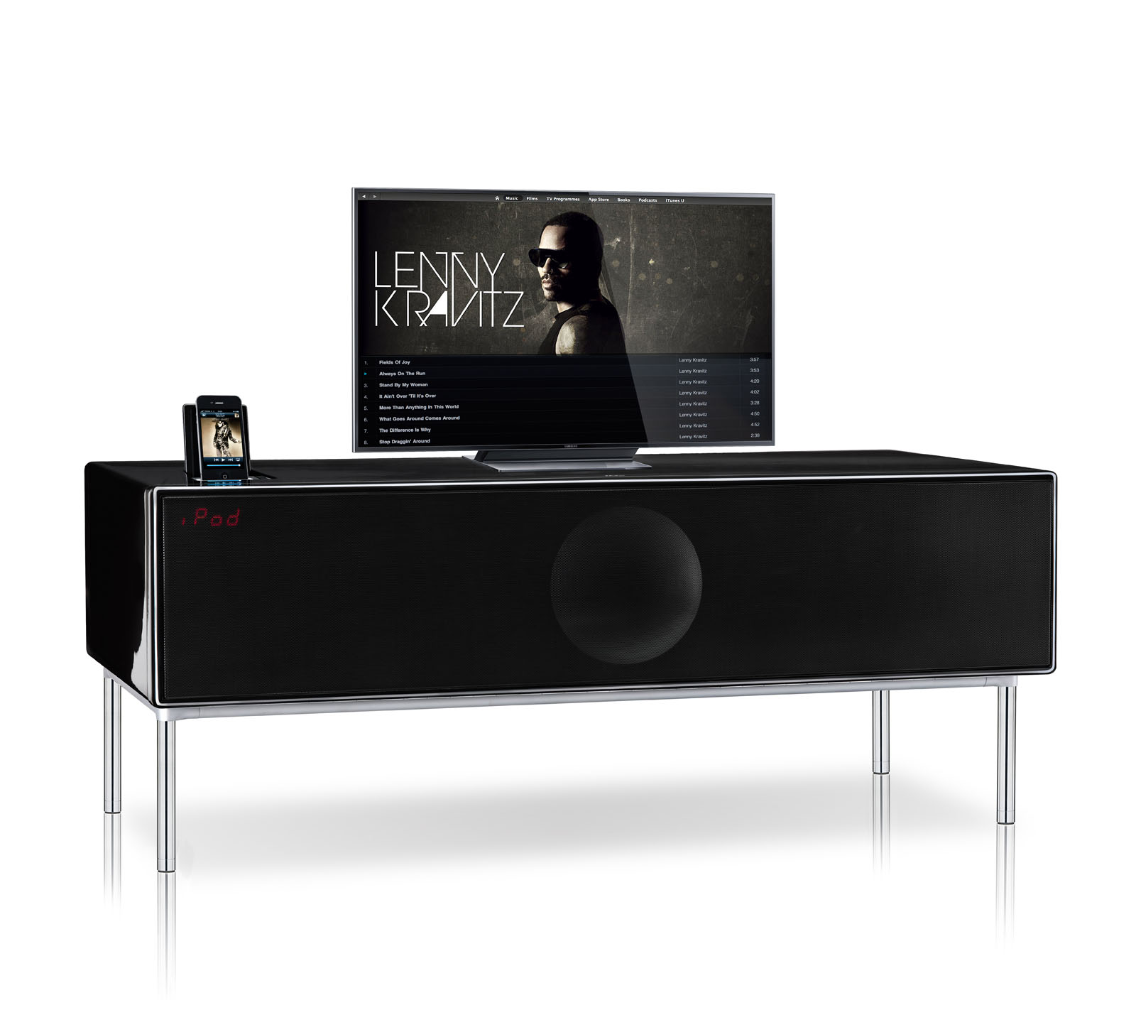 CES 2012: Geneva Launches Combined Home Theater And Hi-Fi Sound System