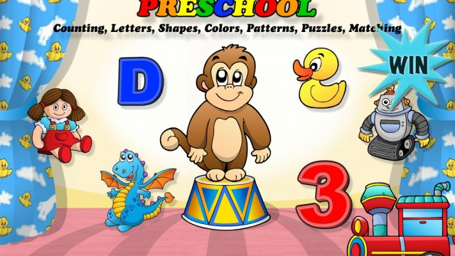 A Chance To Win Abby - Basic Skills Preschool For iPad