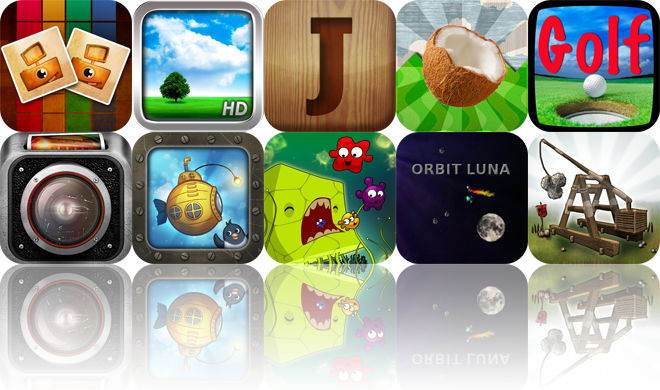 iOS Apps Gone Free: Instamory, Weather Motion, Jambalaya, And More