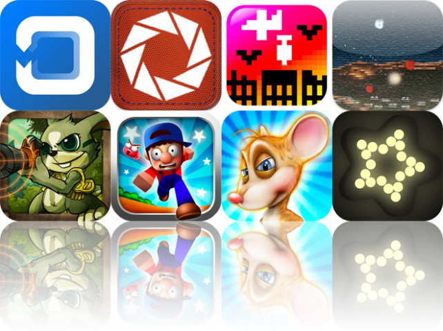 iOS Apps Gone Free: Recurring Events, Fotoyaki, Bomb On Pixel City, And More