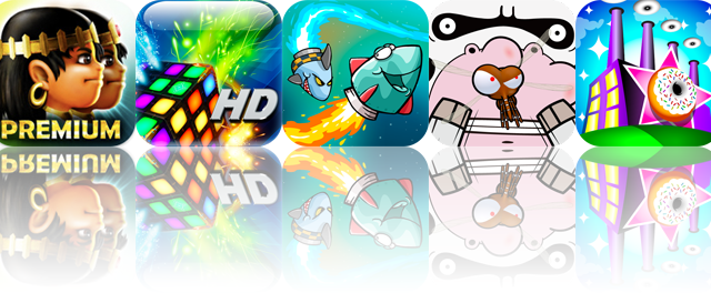 iOS Apps Gone Free: Babylonian Twins, XenoCube HD, Little Rockets, And More