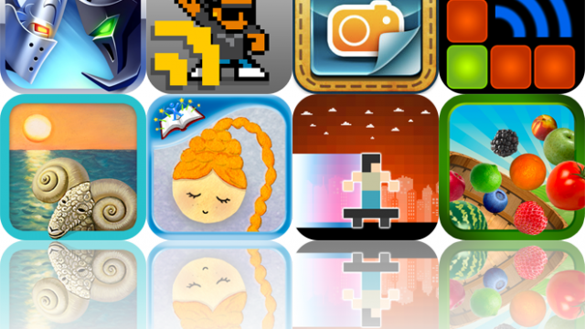 iOS Apps Gone Free: Shake Spears, DJ Pauly D, Awesome Photo Calendar, And More