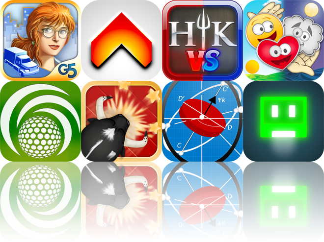 iOS Apps Gone Free: Virtual City, Gyro Draw, Hell's Kitchen VS, And More