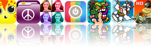 iOS Apps Gone Free: Foozle, Craigslist!, VideoFX Live, And More