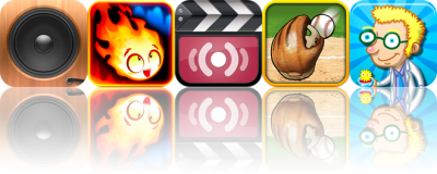 iOS Apps Gone Free: Audium, Burn It All, Movie Stiller, And More