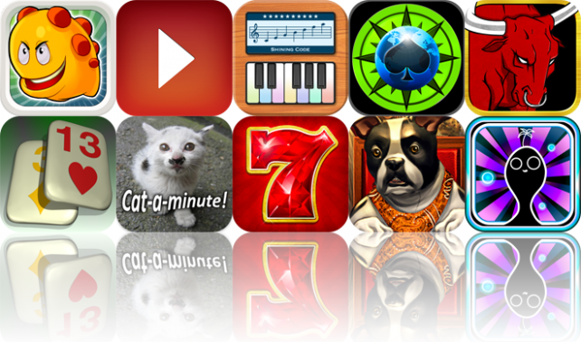 iOS Apps Gone Free: Snoticles, Play It, Piano Notes Pro, And More