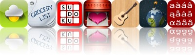 iOS Apps Gone Free: Climate, Sudoku, Planet Minesweeper, And More