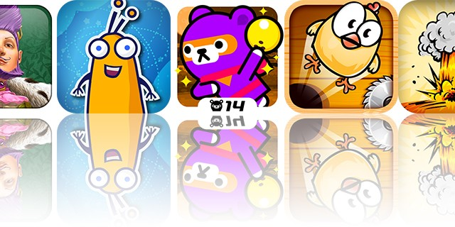 iOS Apps Gone Free: Mobile Guitar Lessons, Alien Buddies, Zombie Samurai, And More