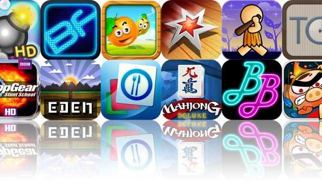 iOS Apps Gone Free: Paleolithics, Gourmet Food, Time Off, And More