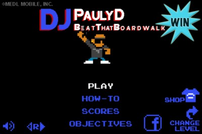 A Chance To Win DJ Pauly D - Beat That Boardwalk For iPhone And iPad