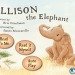 Kidwick Books And Oceanhouse Media Proudly Offer Ellison The Elephant As A Wonderful Interactive Book