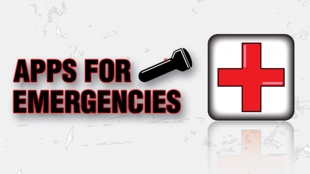 AppList Updated: Apps For Emergencies