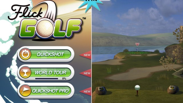 A Chance To Win Flick Golf For iPhone