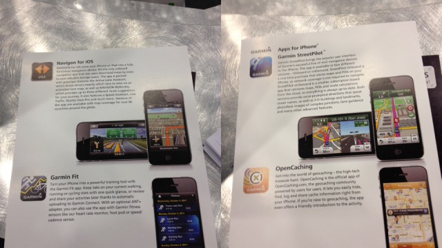 Macworld 2012: Garmin Demos New Social Media And Wikipedia Integration For StreetPilot OnDemand