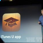 iTunes U App Announced — For Both Students and Teachers