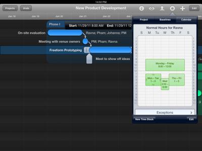 Macworld 2012: OmniGroup Announces OmniPlan For iPad