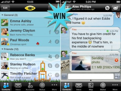 A Chance To Win IM+ Pro For iPhone And iPad