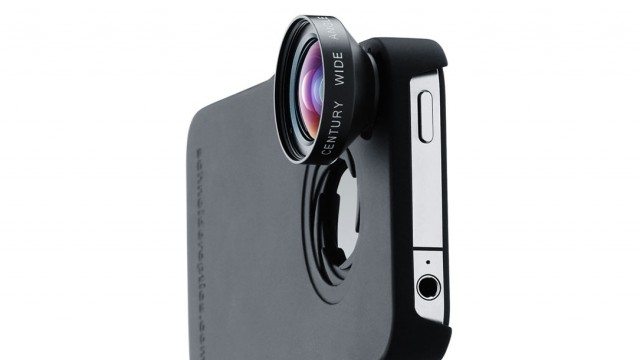 Macworld 2012: The iPro Lens System Turns Your iPhone Into A Pro-Grade Camera