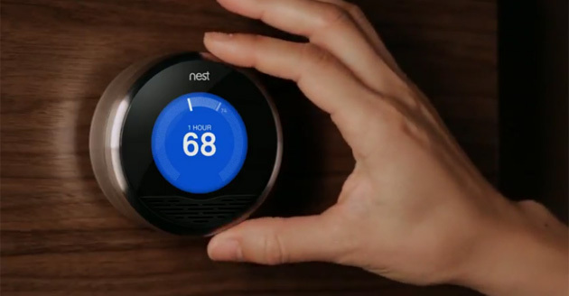 CES 2012: The Nest Learning Thermostat Reinvents Home Temperature