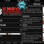 A Chance To Win Know Skateboarding Street Fundamentals For iPhone