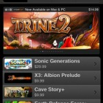 Valve's Steam Client Goes Mobile