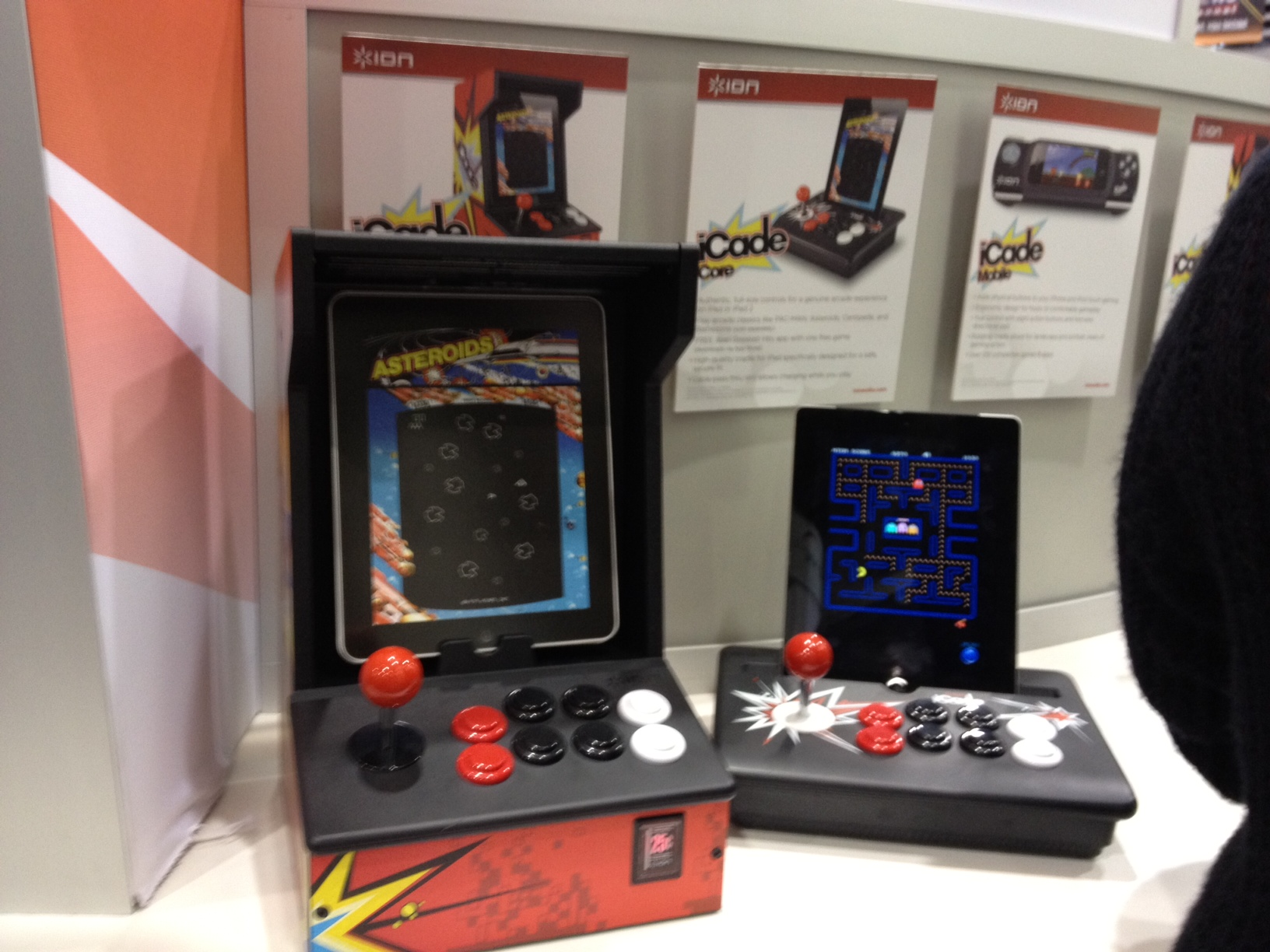 CES 2012: ION's New iCade Product Line Is Impressive