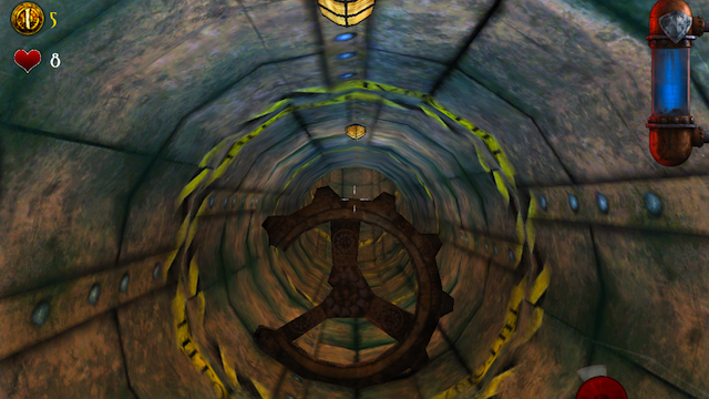 Race Through Underground Tunnels With Steamscope HD
