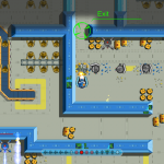 Help RoboHero Escape The Space Station And Save Earth