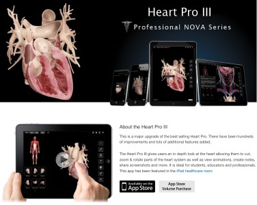 Heart Pro Receives Significant Update