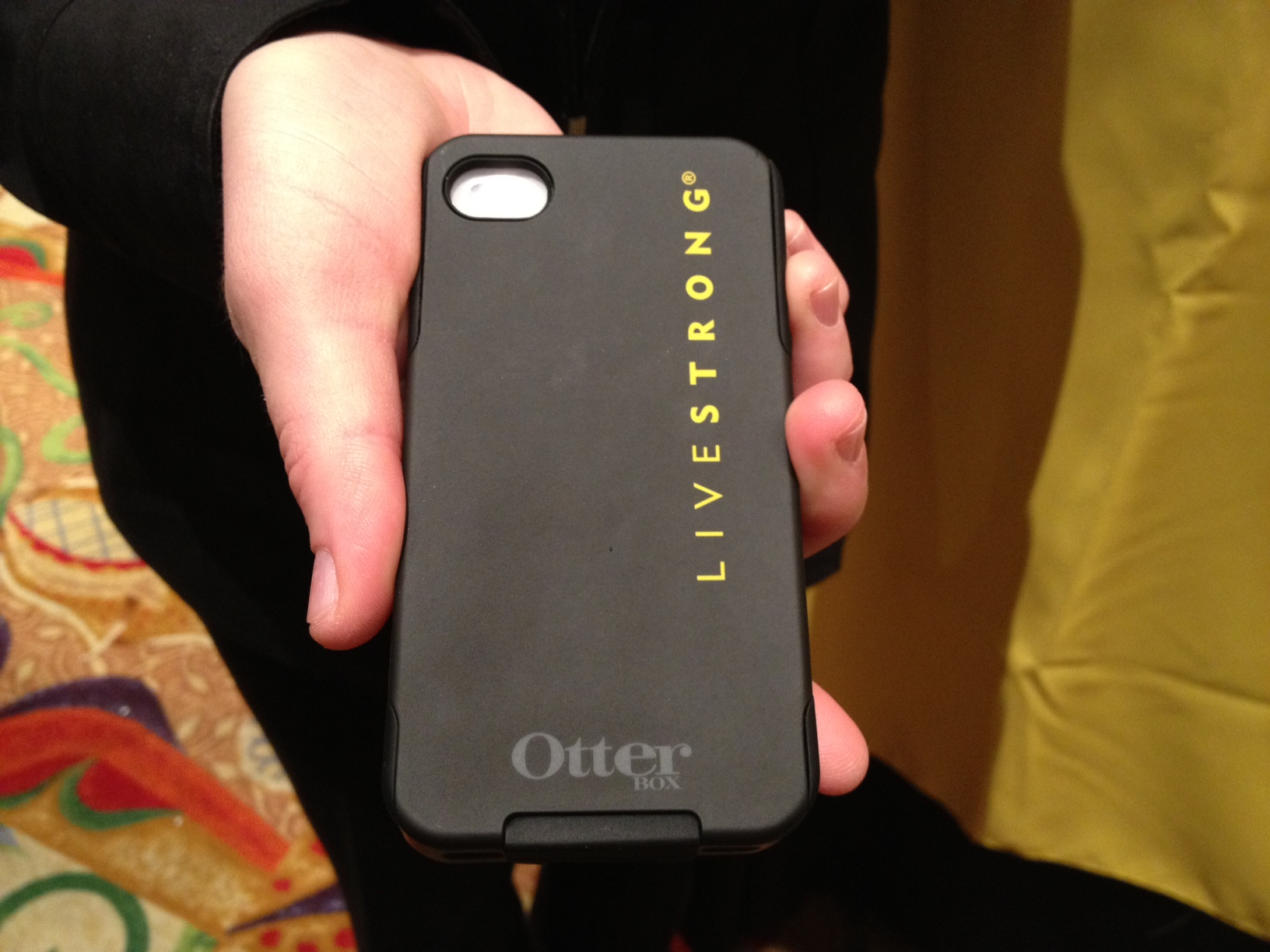CES 2012: OtterBox Unveils The New Livestrong And Realtree Cases