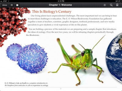 "Video Hands-On With Brand New iBooks 2 And ""e-Textbook"" Platform"