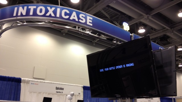Macworld 2012: Help Your iPhone Help You (To Get Drunk)