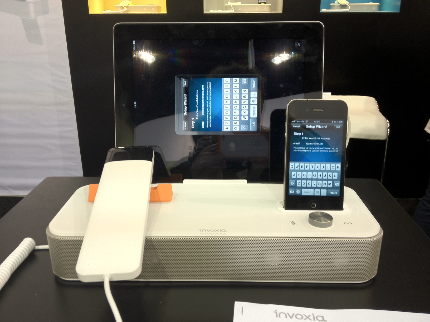 CES 2012: Improve The Sound Quality Of Your Conferences With Invoxia NVX 610